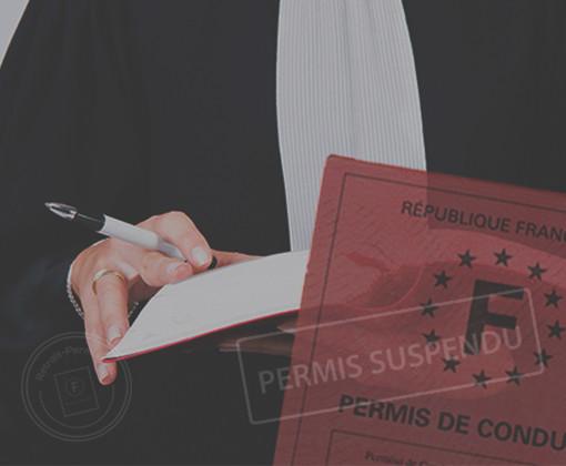 Avocat permis : recours suite à une suspension de permis de conduire