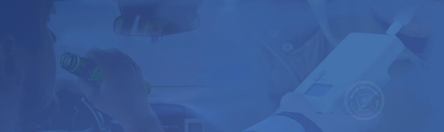 Alcoolémie au volant : la conduite en état d