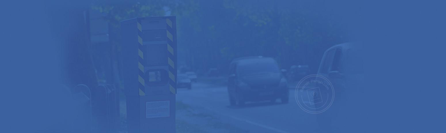 Contestation d'amende pour excès de vitesse avec ou sans flash de radar