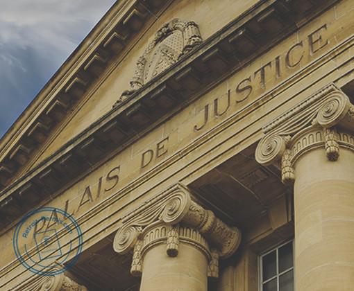 Jugement au tribunal suite à une conduite sous stupéfiants