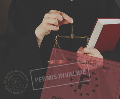 Recuperer un permis invalidé administrativement avec un avocat permis