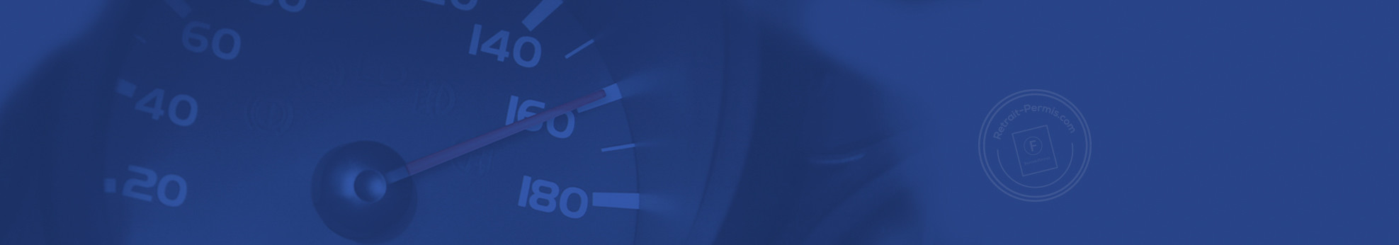 Les solutions en cas de grand excès de vitesse