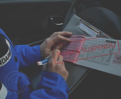 Suspension administrative ou judiciaire du permis de conduire